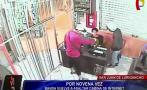 SJL: cabina de internet fue asaltada nueve veces