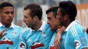 Sporting Cristal apabulló 7-2 a César Vallejo en el Gallardo