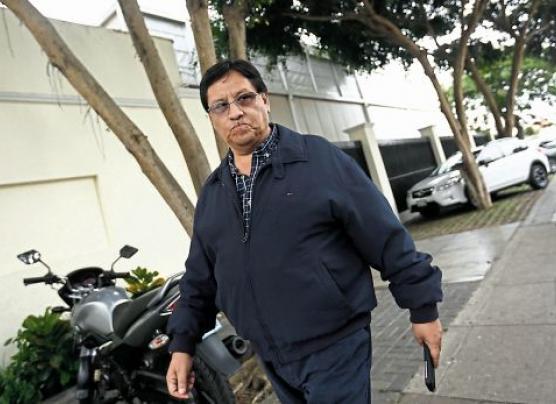 Carlos Moreno: procuraduría pidió que no pueda salir del país
