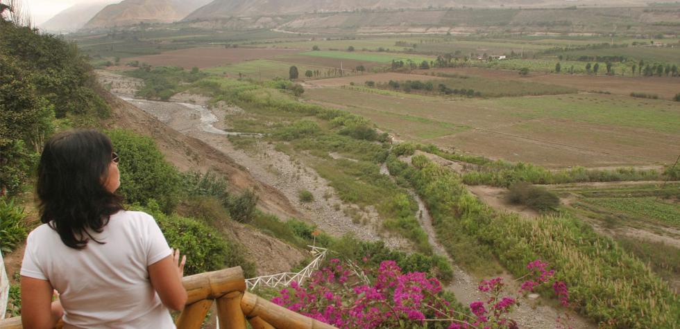 Descubre sus increíbles paisajes cerca de Lima