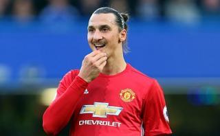 Zlatan Ibrahimovic: prensa local pide su suplencia en el United