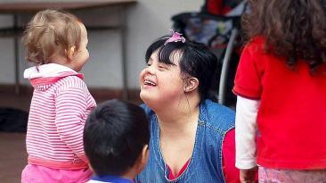 Argentina: La hazaña de ser una maestra con síndrome de Down