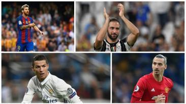 France Football reveló a los 30 candidatos al Balón de Oro