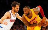 Cleveland Cavaliers inicia la temporada frente a los Knicks