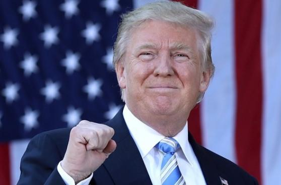 """Trump ante las encuestas: """"La verdad es que estamos ganando"""""""