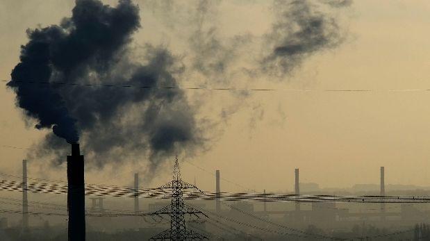 El CO2 en la atmósfera alcanzó su máximo histórico en el 2015