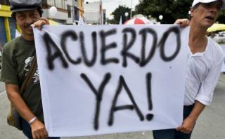 """FARC: Nuevo acuerdo para salvar proceso de paz """"está cerca"""""""