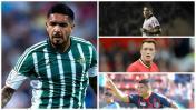 """Juan Vargas integra el """"once ideal de gordos"""" del portal """"Goal"""""""