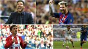 La Liga Española premió a los mejores de la temporada 2015-16