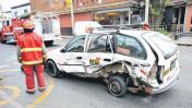 Accidentes de tránsito fatales en Lima bajan en 12%