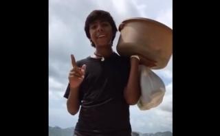 YouTube: vendedor de empanadas se volvió viral tras este video