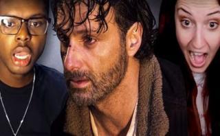 """""""The Walking Dead"""": fans reaccionan así ante las muertes"""