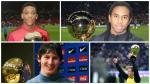 Golden Boy: Messi, Sanches y todos los ganadores del premio - Noticias de golden boy