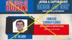 Callao: capturan a prófugo por violación sexual de menor - Noticias de ernesto ruiz tiben