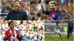 La Liga Española premió a los mejores de la temporada 2015-16 - Noticias de gala rodriguez
