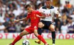 Liverpool vs. Tottenham: por octavos de la Copa de la Liga