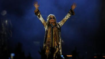 Aerosmith en Lima: los mejores momentos de su concierto [FOTOS]