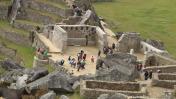 Machu Picchu: turista española y guía heridas por caída de rayo