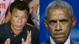 """Duterte tacha de """"matón"""" a EE.UU. por criticar a su gobierno"""