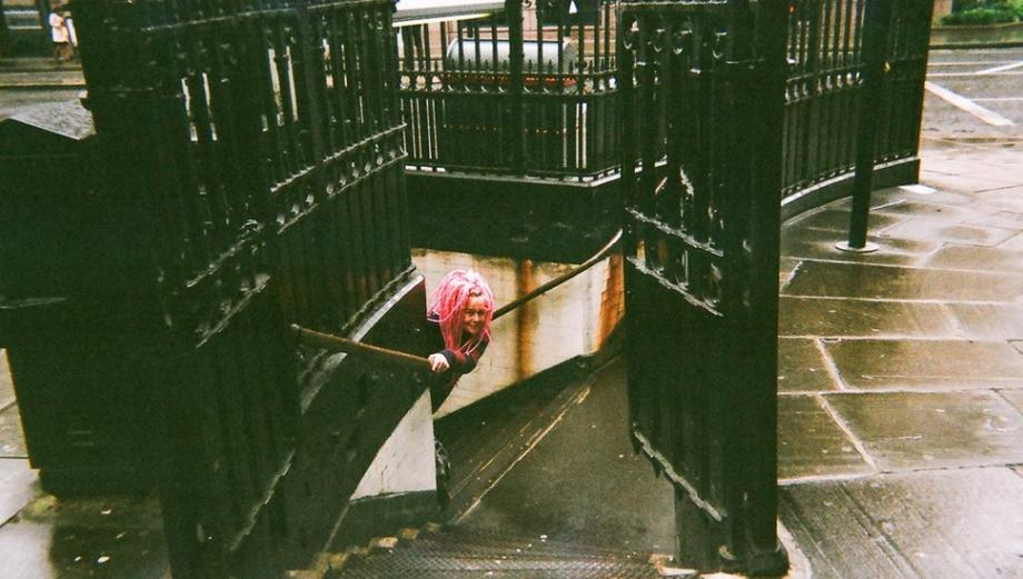La original mirada de Londres de quienes duermen en sus calles