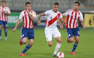 Paraguay convocó a 20 extranjeros para partido frente a Perú