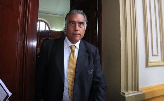Pedido de prisión preventiva para Boza se definirá en 11 días