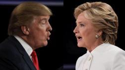 Clinton y Trump apuntan a Florida, estado clave en elecciones