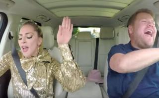 "YouTube: Lady Gaga y Corden cantan ""Bad Romance"" en karaoke"