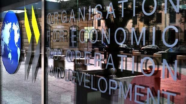 OCDE elevó su pronóstico de crecimiento mundial para 2017