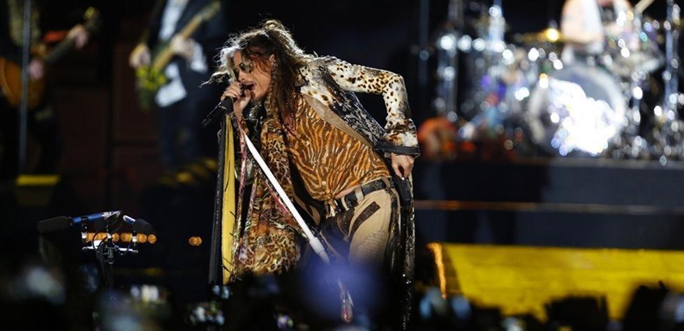 Nuestra crónica de último concierto de Aerosmith