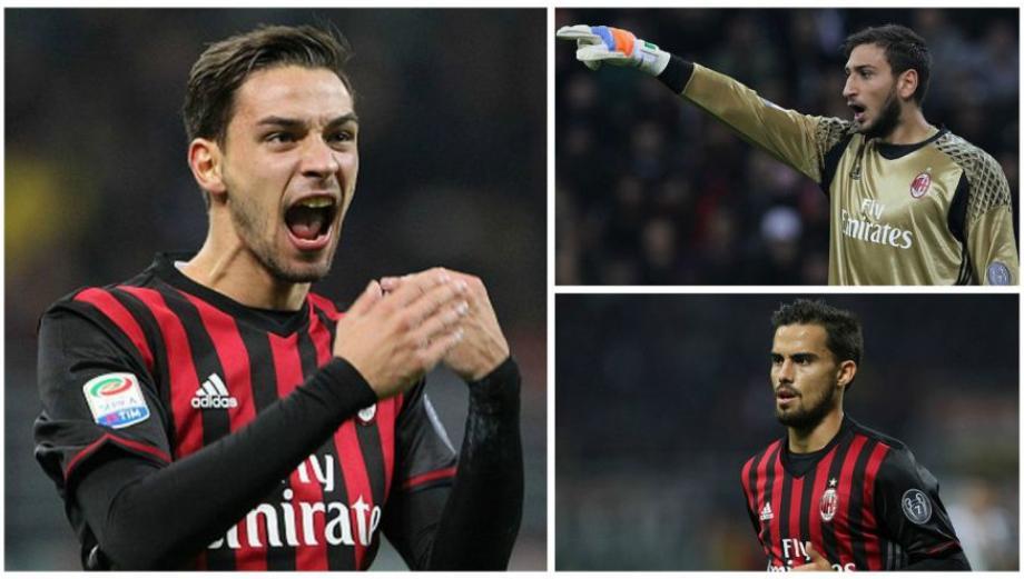AC Milan: los chicos que valen 'oro' en el plantel rossonero