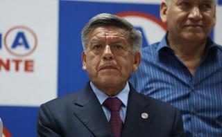 César Acuña rechaza modificaciones a la Ley Universitaria
