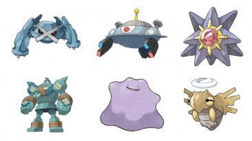 Pokémon: conoce a las criaturas que no tienen género