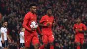 Liverpool ganó 2-1 a Tottenham y avanzó en la Copa de la Liga