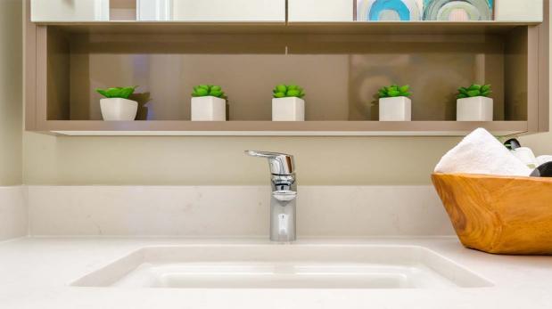 Gabinetes De Baño Caracas:Aprende a organizar los gabinetes del baño y hazlos brillar