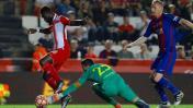 Espanyol venció 1-0 a Barcelona y ganó la Supercopa Catalunya