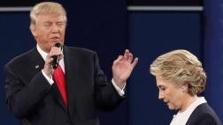 """Trump: Clinton nos llevaría a una """"tercera guerra mundial"""""""