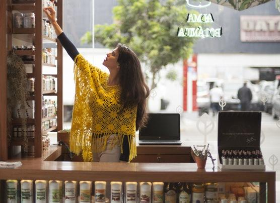 Alma Botánica, la única farmacia naturista de Lima