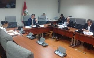 Citan a contralor a comisión que indaga al gobierno de Humala