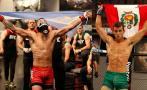 UFC: Claudio Puelles y Marcelo Rojo buscan pase a final del TUF