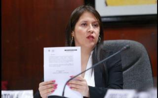 Vilcatoma: Nuevo proyecto sobre procuraduría contradice a Keiko