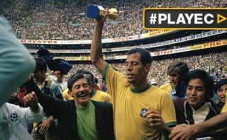 Carlos Alberto, campeón mundial con Brasil, murió a los 72 años