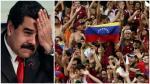 """""""Toma de Venezuela"""": Así será la marcha contra Maduro - Noticias de revocatoria"""