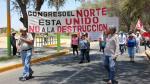 Propietarios de casas de playas de Piura marchan contra la SBN - Noticias de karla alvarez