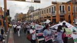 Trabajadores de Essalud protestaron para eliminación del CAS - Noticias de carrera tapia