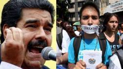 """Así se desarrolla la """"Toma de Venezuela"""""""