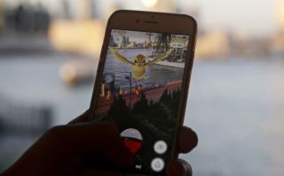 Pokémon Go está salvando las ganancias de Nintendo