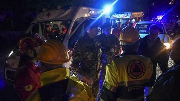Italia: Los daños que dejaron los dos sismos de más de 5 grados