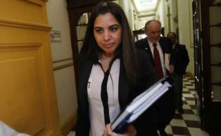 Fiscalización pide investigar a ex coordinadora del humalismo