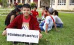 Niño de Iquitos es nominado al Children´s Peace Prize